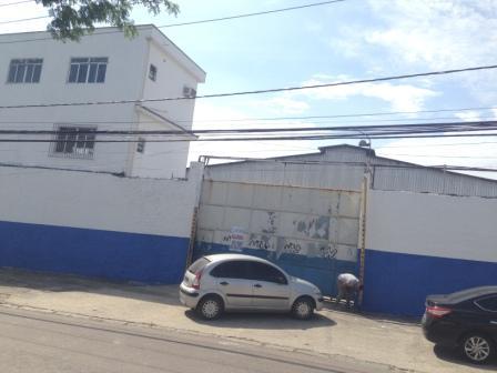 GALPÃO 1.400 m² EM CORDOVIL - RIO DE JANEIRO
