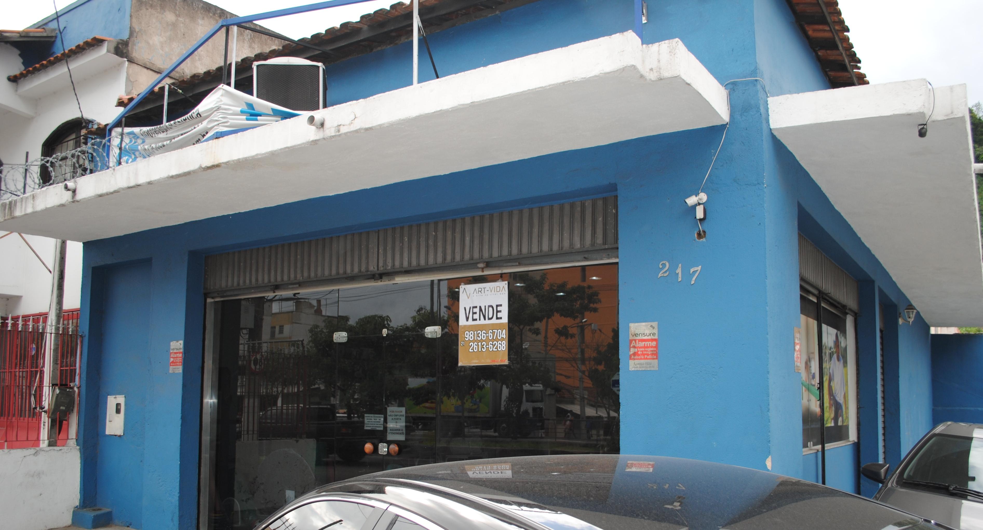 LOJA 180 m² - ALAMEDA- NITERÓI