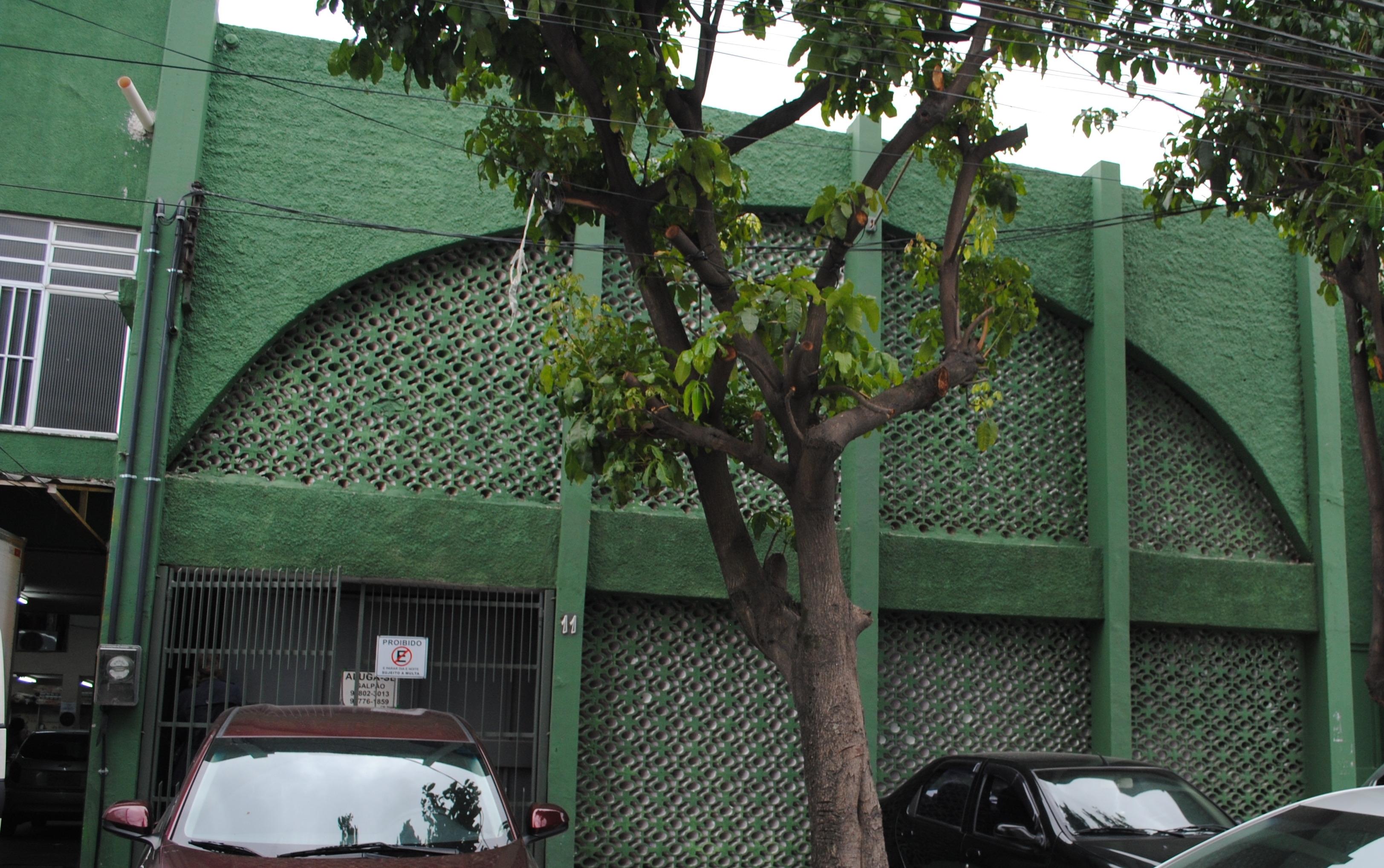 GALPÃO 350 m² - CENTRO - NITERÓI